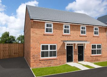 "3 bed semi-detached house for sale in ""Archford"" at Park View, Moulton, Northampton NN3"