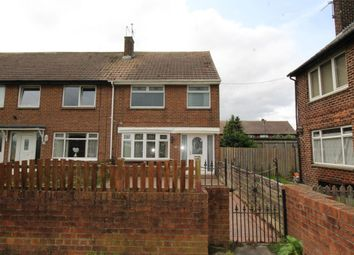 Thumbnail 3 bed semi-detached house to rent in Parkfield, Jarrow