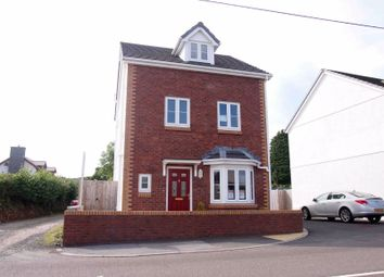 Thumbnail 4 bed detached house for sale in Llys Manon, Llandybie, Ammanford