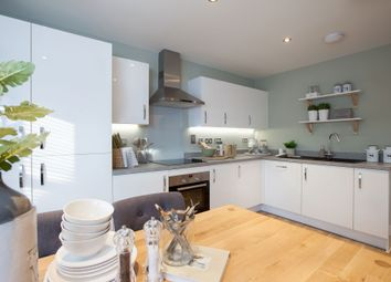 """Thumbnail 3 bedroom semi-detached house for sale in """"The Dunster"""" at High Street, Sandhurst"""
