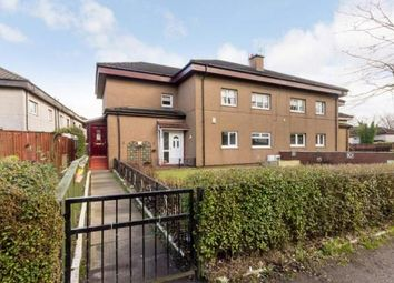 Thumbnail 3 bed flat for sale in Drumbeg Place, Glasgow, Lanarkshire