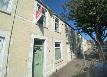 2 bed terraced house for sale in Spring Gardens Terrace, Cardiff, Caerdydd CF24
