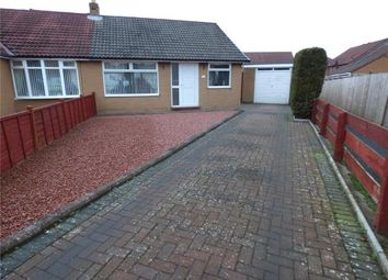Thumbnail 2 bed semi-detached bungalow for sale in Cammock Avenue, Carlisle, Cumbria