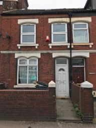 Thumbnail 3 bed terraced house to rent in Waterloo Road, Stoke-On-Trent