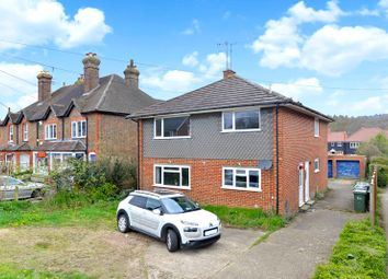 Thumbnail 2 bed flat for sale in New Road, Chilworth, Guildford