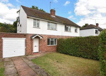 Thumbnail 4 bedroom semi-detached house to rent in Cabrera Avenue, Virginia Water