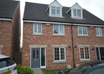 Thumbnail 3 bed semi-detached house for sale in Noble Road, Outwood, Wakefield