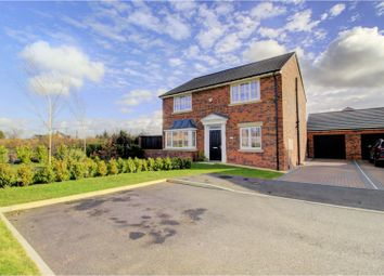 Thumbnail 4 bed detached house for sale in Roseberry Gardens, Stockton-On-Tees
