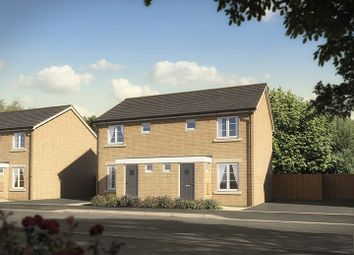 "Thumbnail 2 bed terraced house for sale in ""The Colibri"" at Clarks Close, Yeovil"