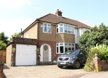 Thumbnail 3 bed semi-detached house for sale in Goffs Lane, Goffs Oak, Waltham Cross