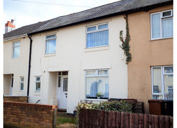 Thumbnail 3 bedroom terraced house for sale in Lindsay Terrace, Northampton