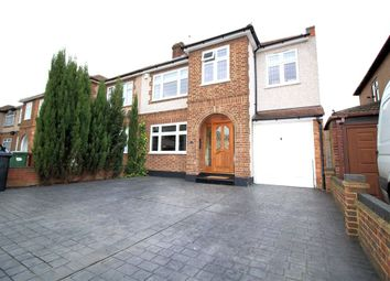 Thumbnail 4 bed semi-detached house for sale in Swanton Road, Erith, Kent