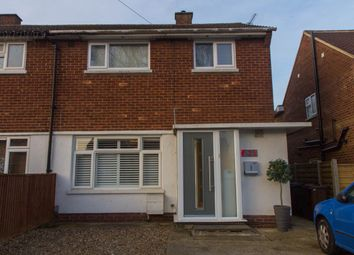 Thumbnail 3 bed semi-detached house for sale in Carnegie Road, St Albans, Hertfordshire