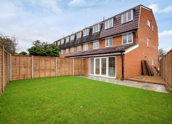 Thumbnail 4 bed terraced house for sale in Turkey Street, Enfield