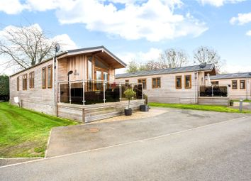 Thumbnail 2 bed detached bungalow for sale in Harleyford, Henley Road, Marlow, Buckinghamshire