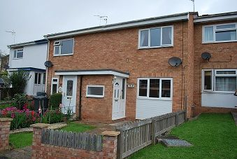 Thumbnail 3 bed terraced house to rent in Hawthorm Grove, Exmouth
