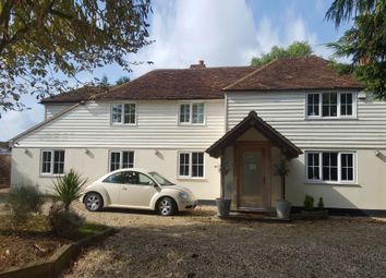 Thumbnail 5 bed detached house to rent in Cranbrook Road, Staplehurst, Tonbridge