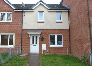 Thumbnail 2 bed terraced house for sale in Mountbatten Close, Newport