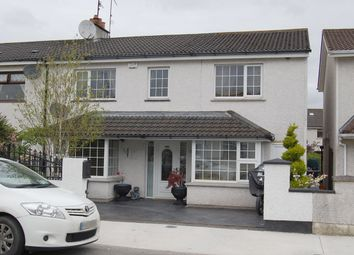 Thumbnail 4 bed semi-detached house for sale in 4 Holly Park, Bay Estate, Dundalk, Louth