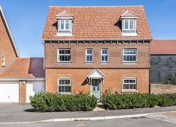 Thumbnail 6 bed detached house for sale in Trunley Way, Folkestone