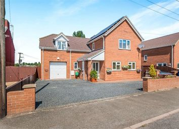 Thumbnail 4 bed detached house for sale in High Road, Guyhirn, Wisbech, Cambridgeshire