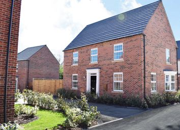 """Thumbnail 4 bed detached house for sale in """"Cornell"""" at Dunbar Way, Ashby-De-La-Zouch"""