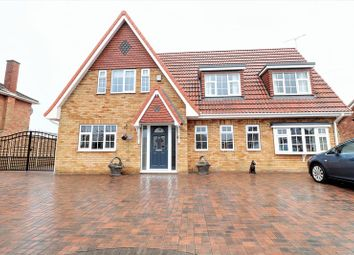 Thumbnail 3 bed detached house for sale in Hornbeam Avenue, Scunthorpe