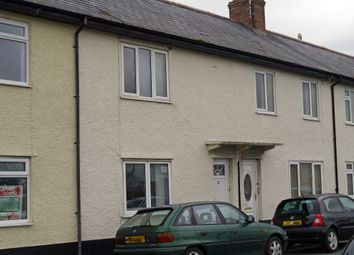 Thumbnail 2 bed terraced house to rent in 2, Maesyrafon, Aberystwyth