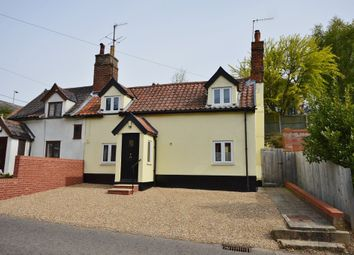 Thumbnail 2 bed cottage to rent in Mill Road, Saxmundham