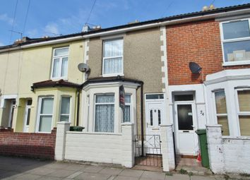 Thumbnail 3 bed terraced house for sale in Westfield Road, Southsea