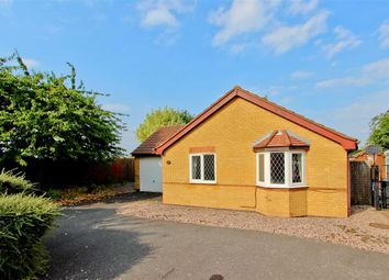 Thumbnail 2 bed bungalow for sale in Lilac Close, Loughborough