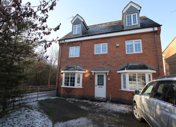 Thumbnail 5 bed detached house to rent in Griffith Road, Banbury