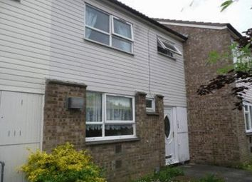 Thumbnail 3 bedroom terraced house for sale in Norburn, Bretton, Peterborough