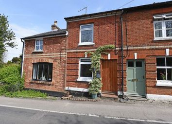 Thumbnail 2 bed terraced house to rent in Red Lion Lane, Overton, Basingstoke