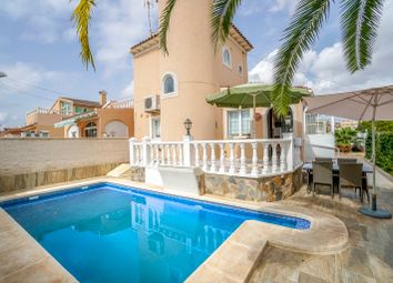 Thumbnail 3 bed detached house for sale in La Florida, Orihuela Costa, Alicante, Valencia, Spain