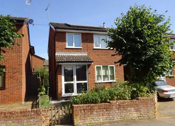 Thumbnail 3 bed detached house for sale in Rose Hill Crescent, Ipswich, Suffolk