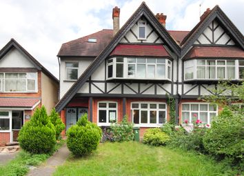 Thumbnail 3 bed flat to rent in Argyle Road, London