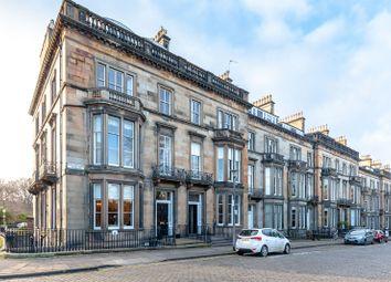 Thumbnail 2 bedroom flat for sale in Buckingham Terrace, Edinburgh