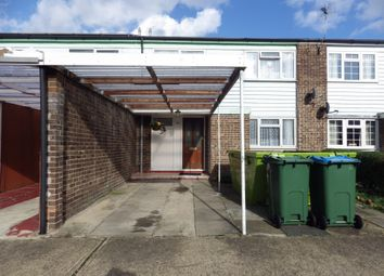 Thumbnail 3 bed terraced house to rent in Stephenson Close, Aylesbury, Buckinghamshire