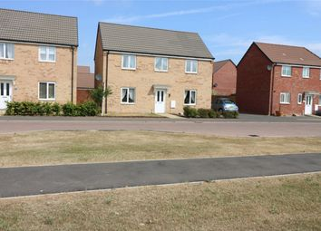 Thumbnail 4 bed detached house for sale in Charter Avenue, Market Deeping, Lincolnshire