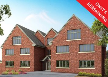 Thumbnail 2 bed flat for sale in Evington Lane, Leicester