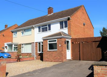 Thumbnail 3 bed semi-detached house for sale in Springfield Drive, Bromham, Bedford
