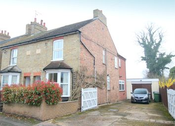 Thumbnail 3 bed semi-detached house for sale in Shaftesbury Avenue, St. Neots