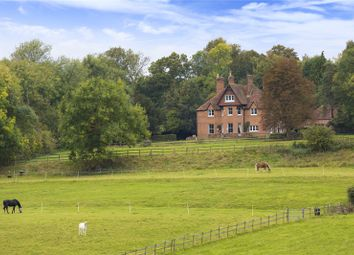 Thumbnail 6 bed detached house for sale in Throwley Road, Throwley, Faversham, Kent