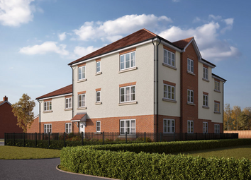 Thumbnail 2 bed flat for sale in Archers Way, Amesbury