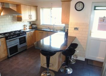 Thumbnail 4 bed detached house for sale in Halley Court, Rhoose, Barry