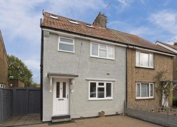 Thumbnail 4 bed terraced house to rent in Northfield Road, Cobham