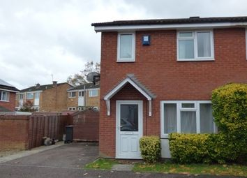 Thumbnail 2 bed property to rent in Arnold Close, Taunton