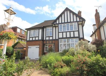 Thumbnail 5 bed detached house for sale in Cranes Drive, Surbiton
