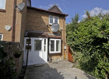 Thumbnail 1 bed end terrace house to rent in Berrydale Road, Hayes, Middlesex